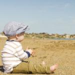 Protección solar para bebés